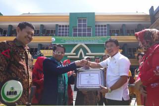 Dirjend Pendis resmikan gedung kuliah IAIN di Sigi