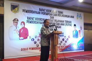 Gubernur : kesejahteraan perempuan dan anak harus diwujudkan