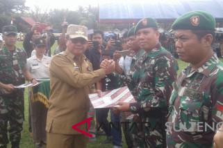 Bupati: Operasi Teritorial TNI sangat penting bagi Poso