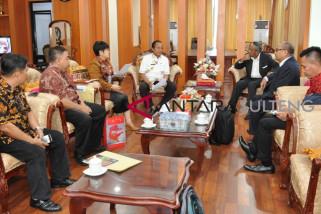 Gubernur terima investor Malaysia