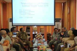 Gubernur Sulteng : sertifikat tanah harapan masyarakat