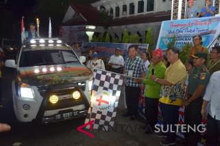 Wali Kota bangga Kirab Obor Paskah Nasional lewati Palu (vidio)