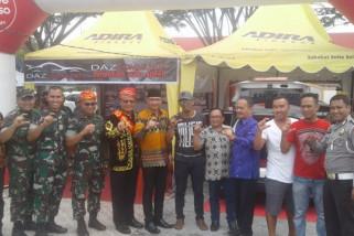 Perayaan HUT Kota Poso sederhana tapi meriah