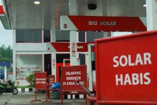 Konsumsi solar bersubsidi di Sulawesi Tengah tak normal