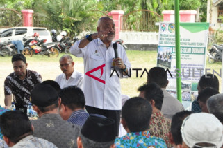 Wantimpres Dialog Dengan Petani Parigi Moutong