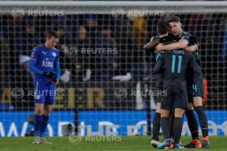 Tandukan Pedro bawa Chelsea ke semifinal piala FA