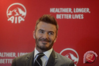 Beckham: infrastruktur penting bagi pengembangan sepak bola Indonesia