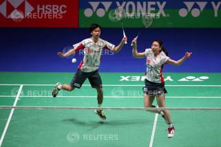 Watanabe/Higashino juara All Enggland 2018