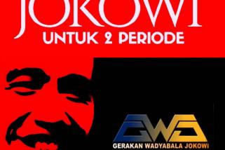 Pendukng Jokowi deklarasi di Kualalumpur