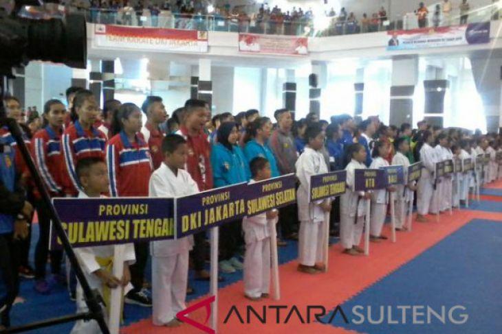 Mendagri buka kejurnas Karate ke XX di Palu