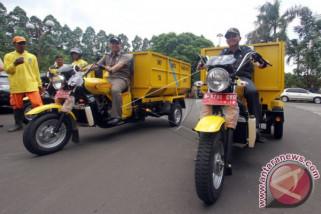 Pencinta lingkungan Balanipa dapat bantuan sepeda motor
