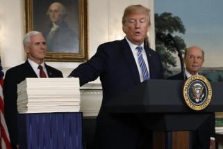 Trump batasi banci masuk tentara