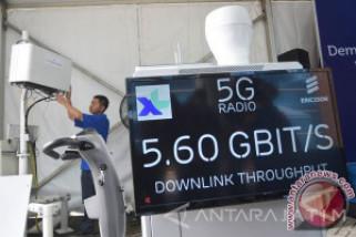 Tiga frekuensi disiapkan untuk layanan 5G