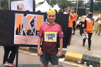 Dinas Bina Marga Sulteng gelar lomba marathon 'Merdeka Run'