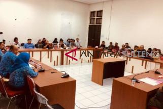 DPRD hearing terkait sengketa tanah dinas pariwisata