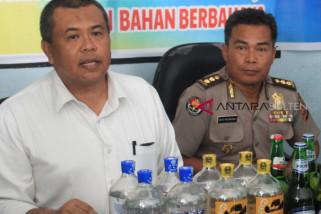 Polda Sulteng telah tangkap 20 pelaku narkoba