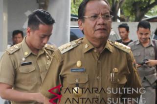 Gubernur Longki Sampaikan LKPJ 2017