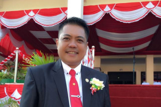Waspada!!! akun palsu facebook atas nama Gubernur Longki Djanggola beredar