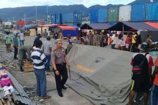 Polres Banggai rajut silaturahim dengan korban eksekusi lahan Tanjung Sari
