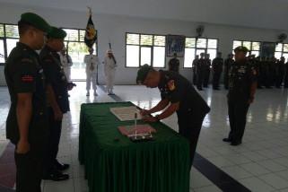 Letkol Inf Sampang Sihotang jadi Kasrem 132/Tadulako