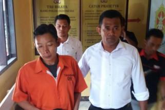 Polres Tolitoli tangkap tersangka korupsi di rumahnya