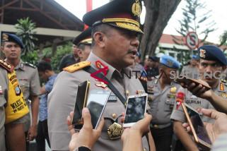 Polda Sulteng bongkar jaringan curanmor di Kota Palu