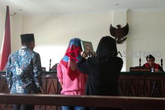 Sidang pengerusakan tambang hadirkan Ketua DPRD Morowali