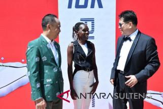 Pelari Kenya sabet juara kategori 21k-42k