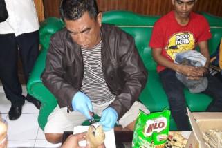 Pemuda Nunukan ditangkap bawa sabu 1 kg di Tolitoli
