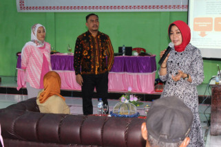 DP3A latih calon konselor penanganan kekerasan perempuan-anak