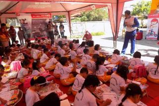 Honda sosialisasikan 'Aman Berkendara' pada anak TK