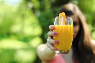 Hati-hati, jus jeruk kurang baik untuk sarapan