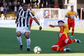 Dua penalti bantu Juventus tundukkan Benevento