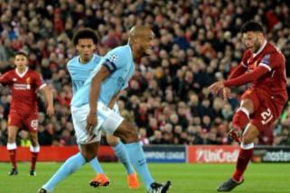 Liverpool menang 3-0 atas City