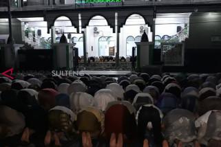 Bey Arifin: suara imam masjid harus merdu