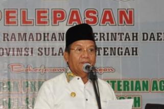 Gubernur Sulteng ingatkan da'i tidak berpolitik praktis