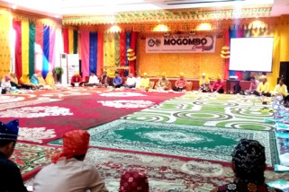 Jelang Event Indonesiana, Dikbud Gelar Mogombo Budaya