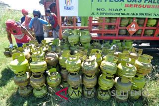 Pertamina gempur Palu dengan operasi pasar elpiji