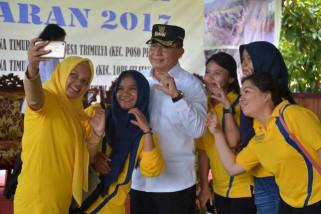 Bupati Poso teken MoU Platform Budaya Indonesiana