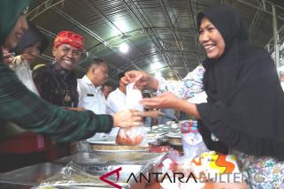 Wali Kota Buka Pasar Ramadhan