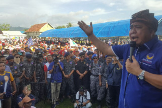 DPP Nasdem  berjuang menangkan petahana Donggala