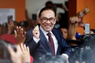 Anwar Irahim dijadwalkan ke Jakarta