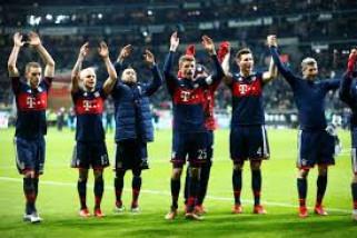 Dua gol Rebic bawa Frakurt juara Piala Jerman