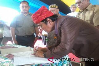 Masyarakat adat Tampo Lore komitmen cegah perambahan