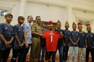 Indonesia di ambang terbaik ketiga piala dunia