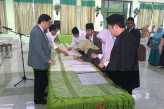 Rektor IAIN lantik delapan pejabat administrator