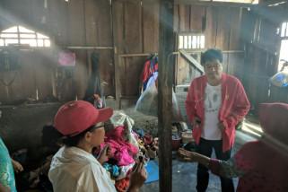 Sahabat Sejati Hendrik Lyanto peduli korban banjir rob Donggala