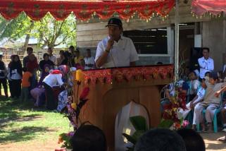 Gubernur Longki Djanggola kelilingi Buol dan Tolitoli