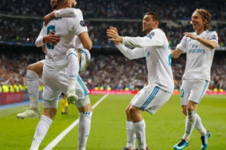 Real Madrid ke final Liga Champions