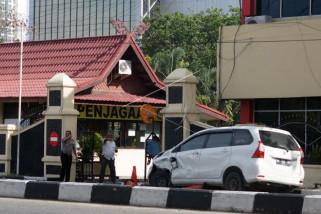 Tiga terduga teroris Polda Riau tewas
